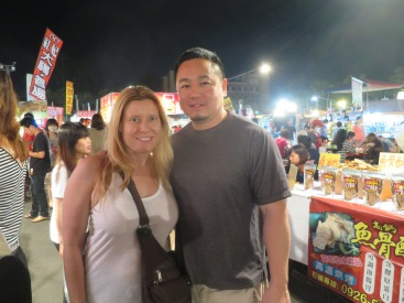 Night Market in Tainan