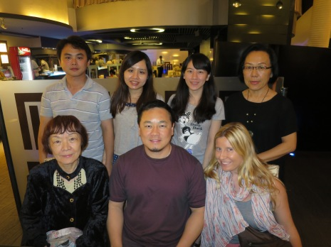 Family in Taichung
